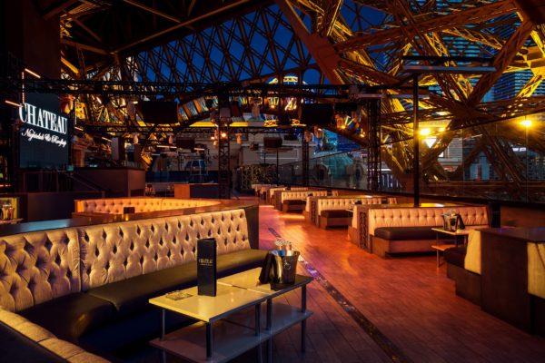 Chateau Nightclub & Rooftop • Paris Las Vegas