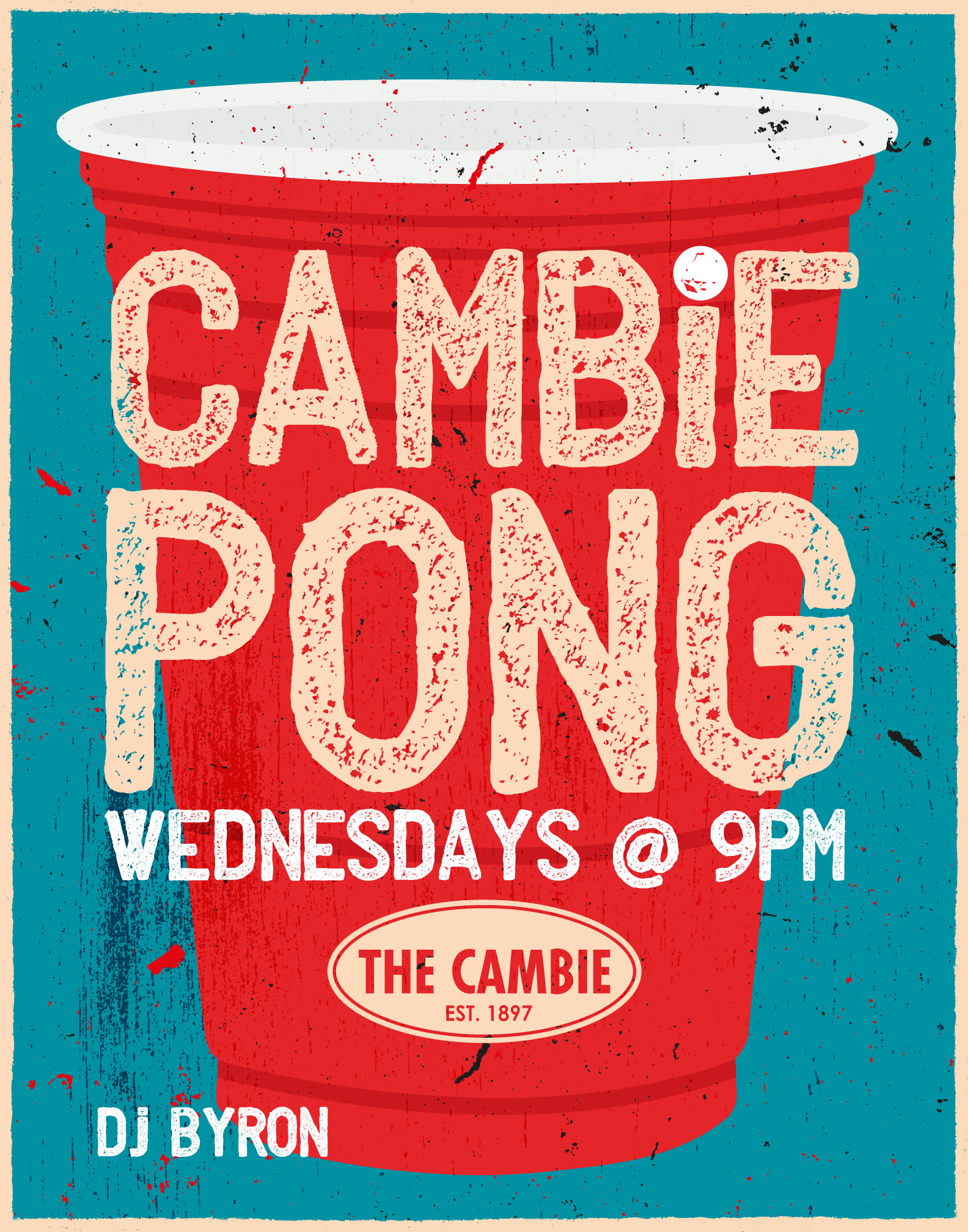 Cambie Pong Beer Vancouver