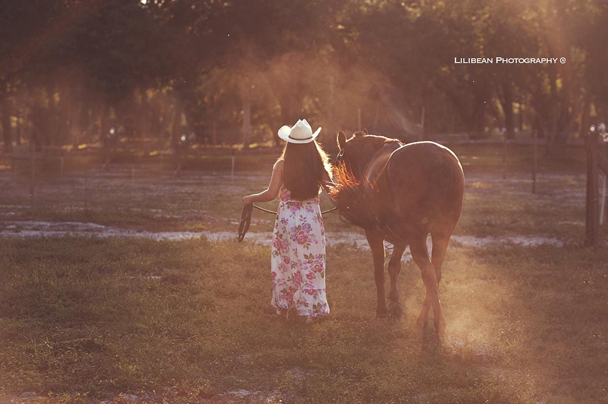Davie Ranch South Florida Family Photography