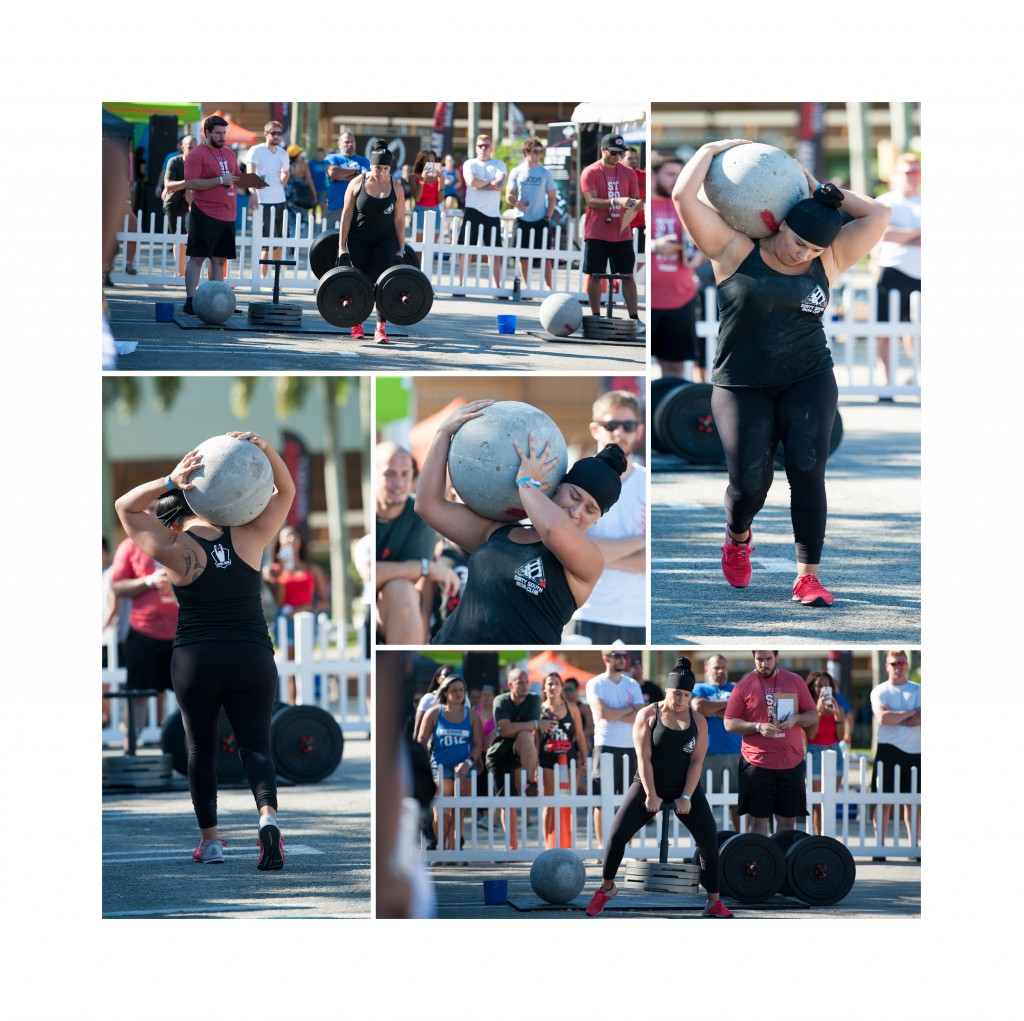 crush games  samson 2015 steel edge crossfit south florida photographer dirty south iron club wod competition miami