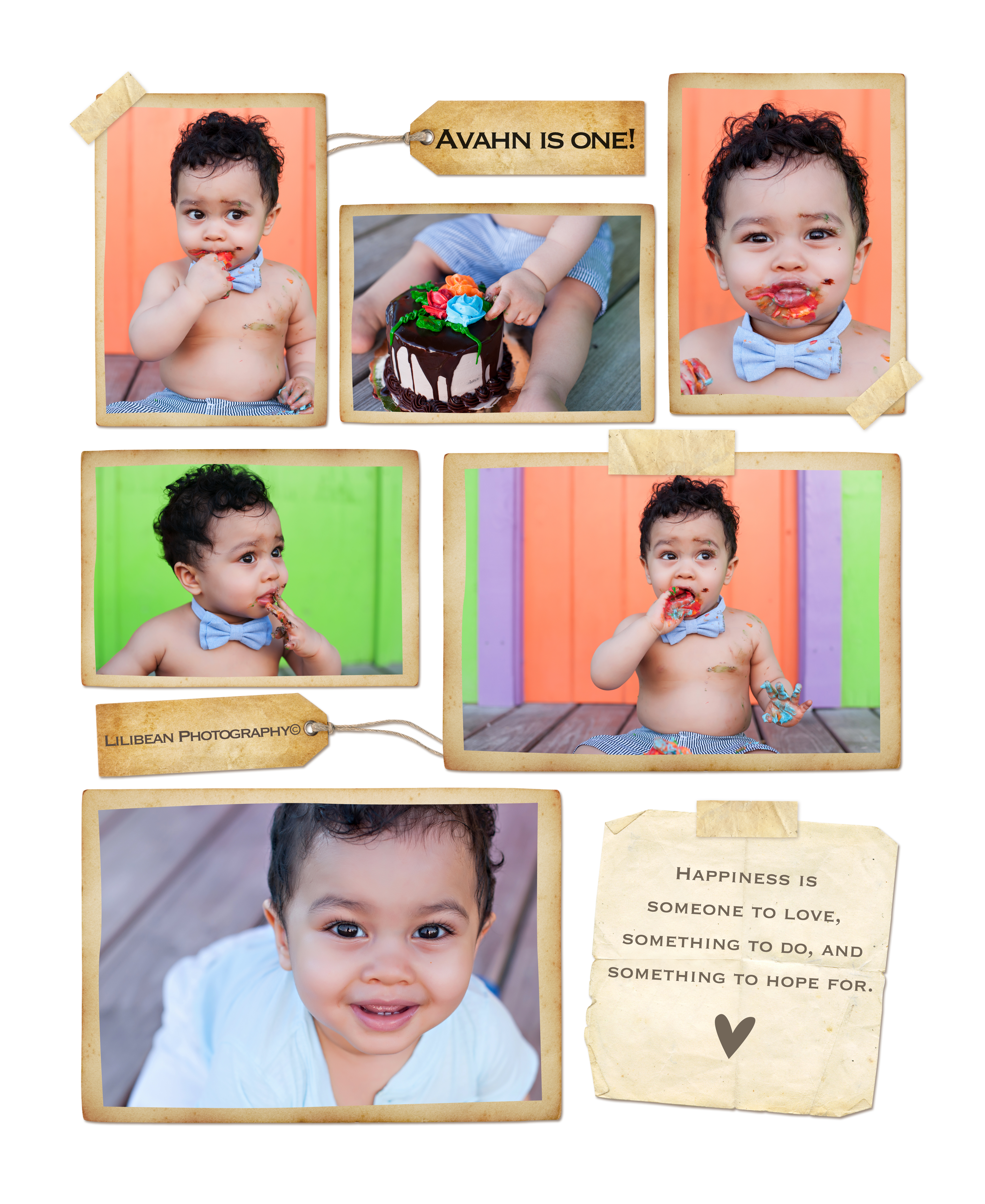 1 First Birthday Photo Shoot Cake Smash Session Baby Boy is One Yummy Sunny Isles Key Biscayne North Miami Aventura South Florida