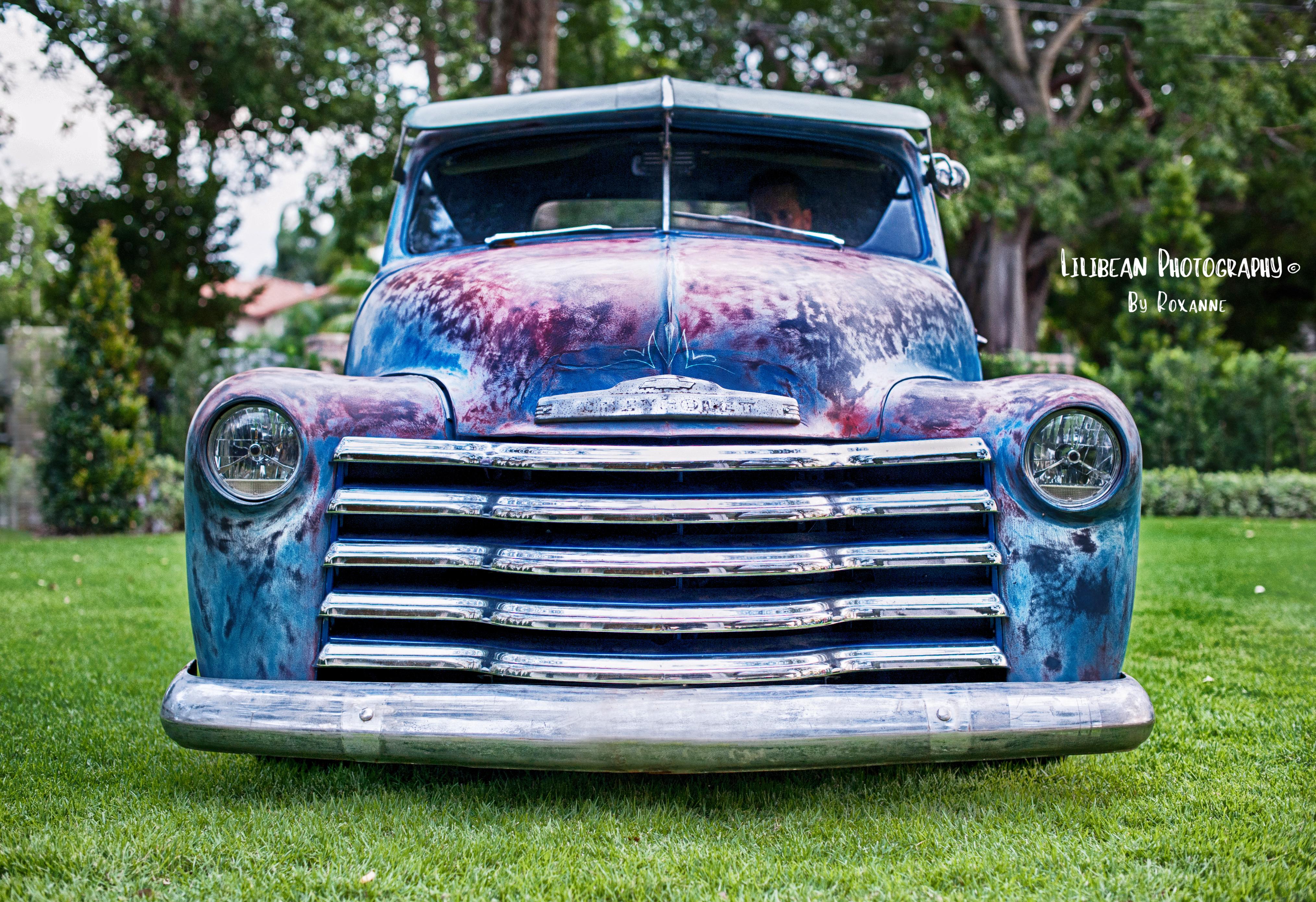 Antique Chevy