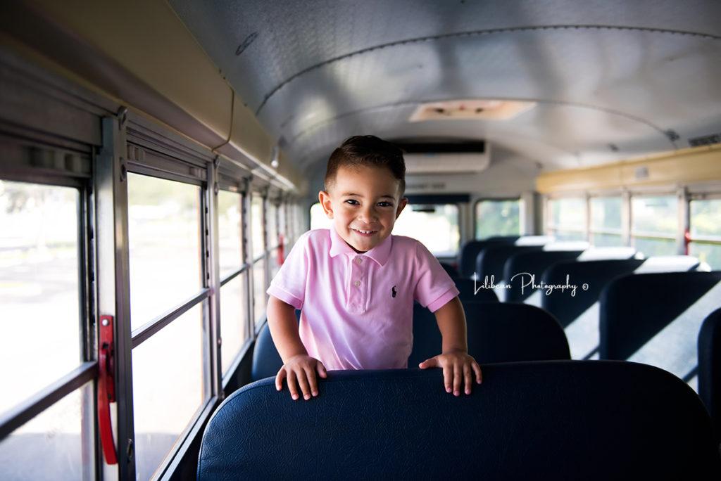 school bus minis