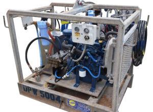 diesel-pressure-washer