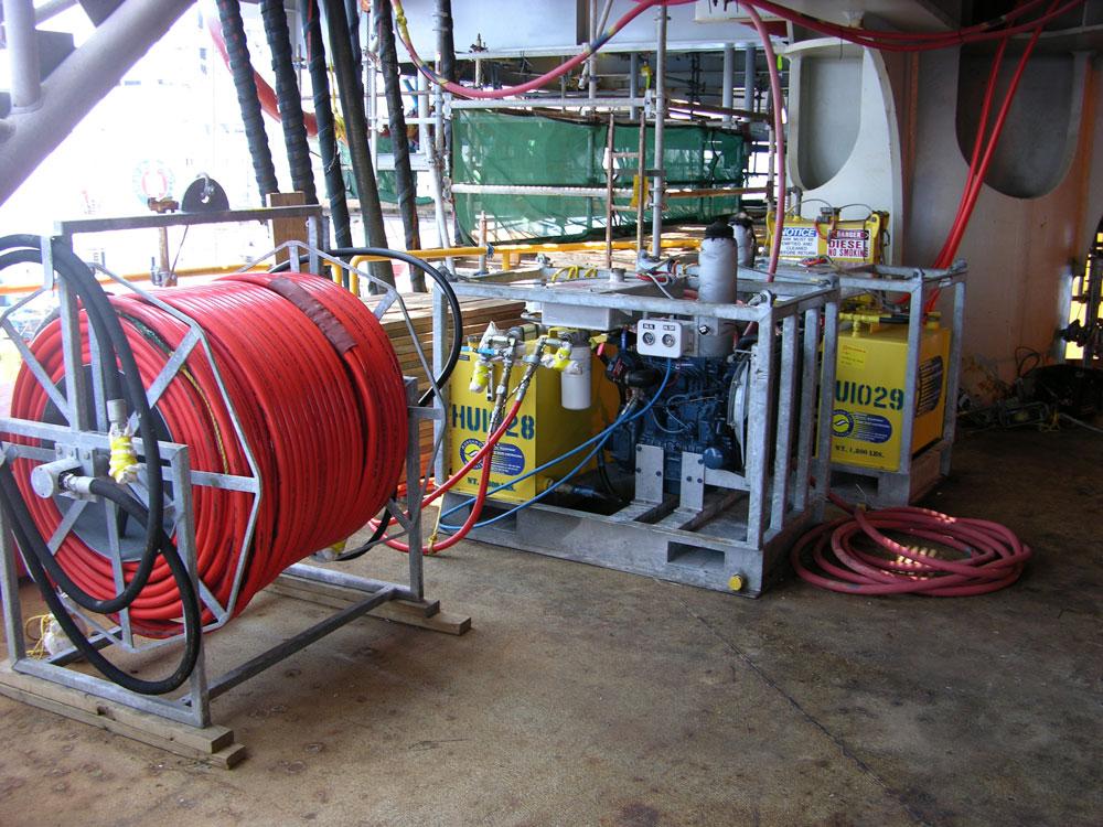 hydraulic-unit