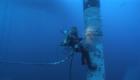caviblaster underwater