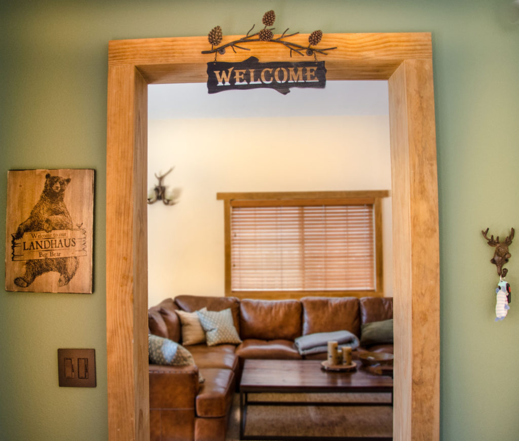 We look forward to having you stay at the Landhaus