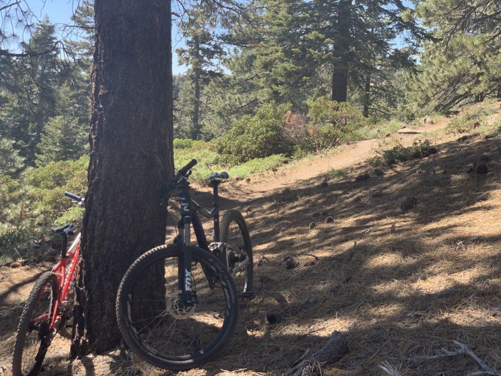 Best maintain bike trails