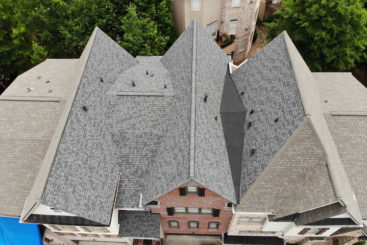 Buckhead Place Shingle Roof System