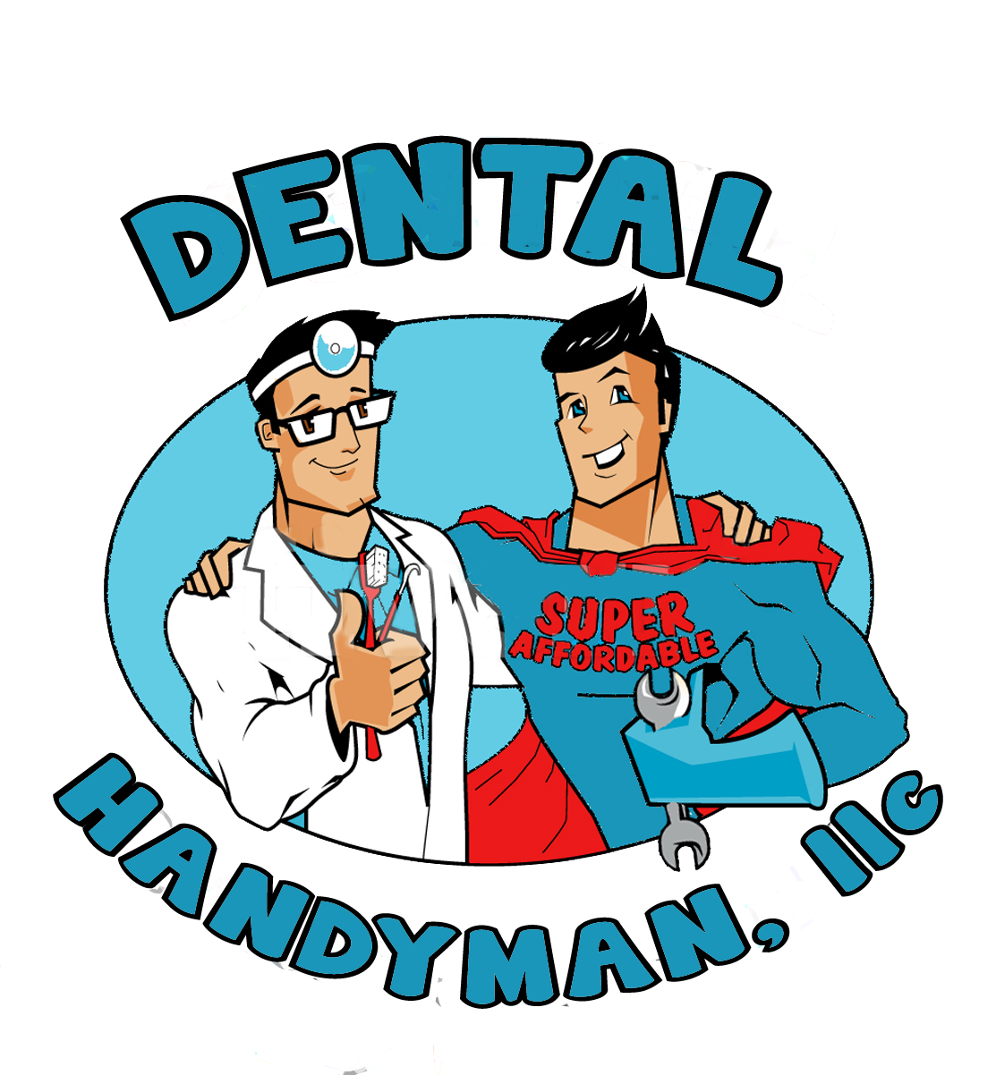 Dental Handyman Logo