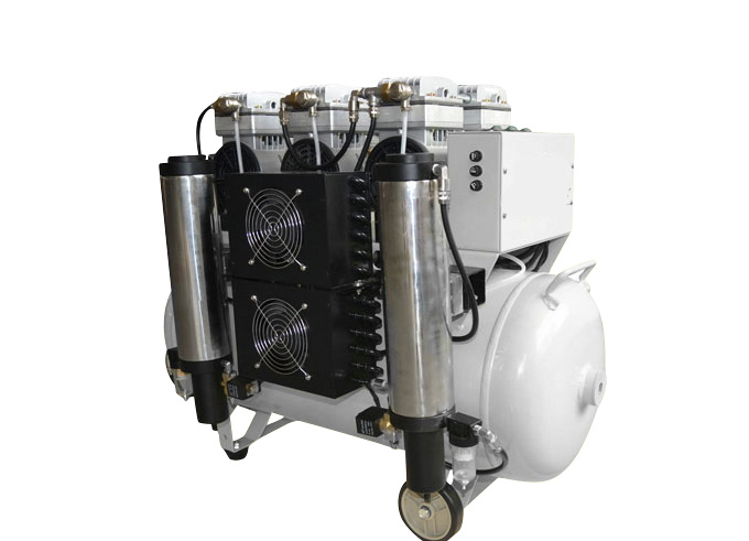 OD83 Quiet 2.25 Horsepower compressor