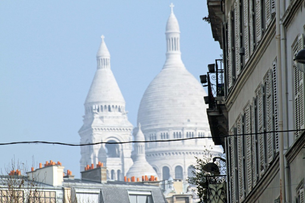 Sacré-Coeur Basilica, Photo by Adria J. Cimino