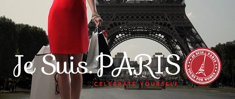 Je Suis Paris Logo Image