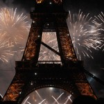 New Year in Paris - Je Suis PARIS Image