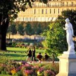 Tuileries - Je Suis. PARIS Image