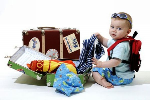 Traveling with a Toddler – by Plane