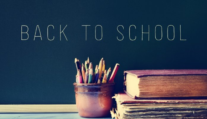 """My Top 3 Reasons Why """"Back to School"""" Time is My Favorite Time"""