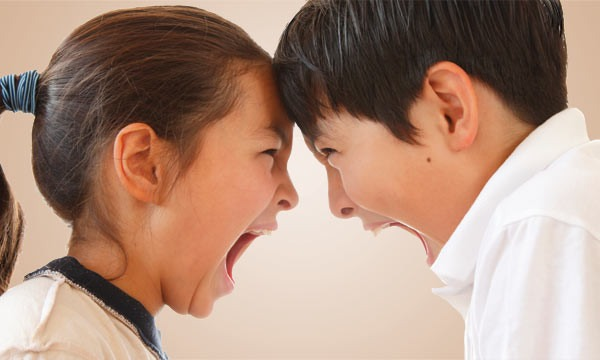 Sibling Rivalry: The Battle between Two Brothers