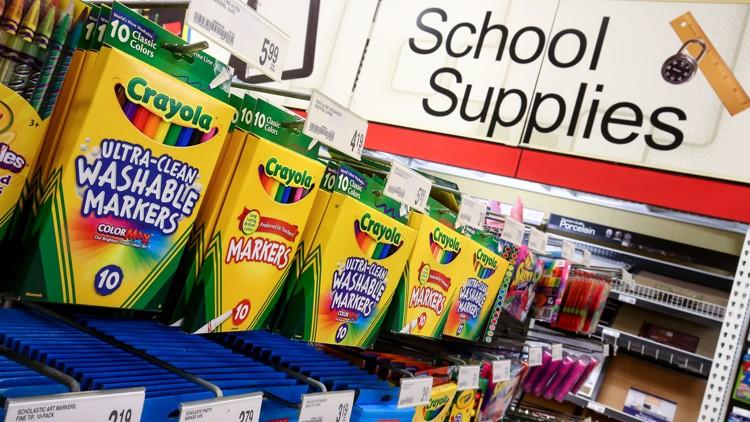 School Supply Steals and Deals