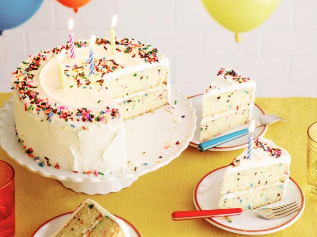 Get Creative and Bake The Cake