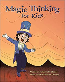 """Local Author of """"Magic Thinking for Kids"""""""