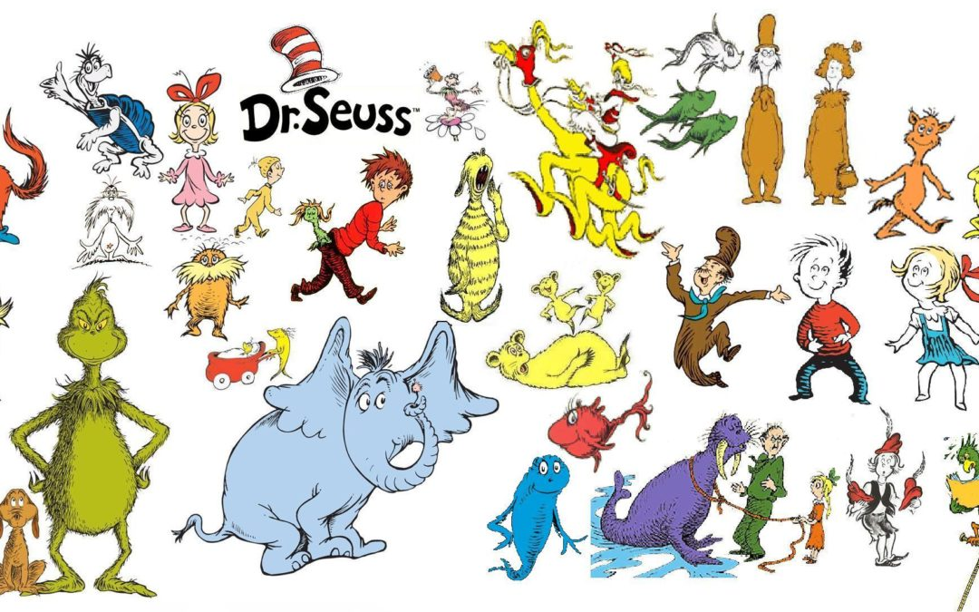 Why Dr Seuss Should Be In Your Childs Life