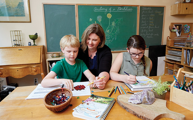 4 Tips to Set Yourself (and your Child) Up for Homeschooling Success