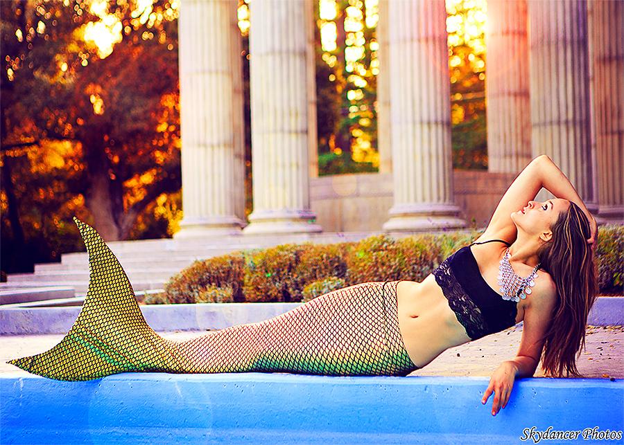 Mermaid of the Magdalene