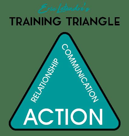 Eric Letendre's Dog Training Triangle