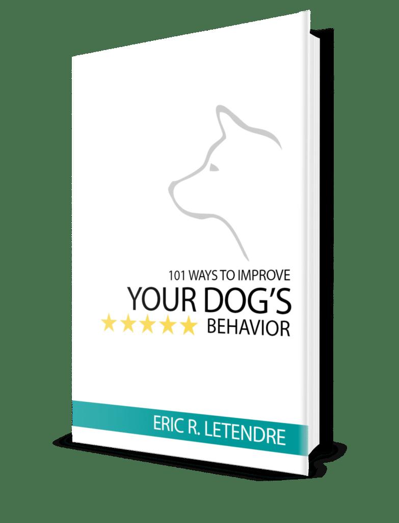 101 Ways To Improve Your Dog's Behavior Ebook