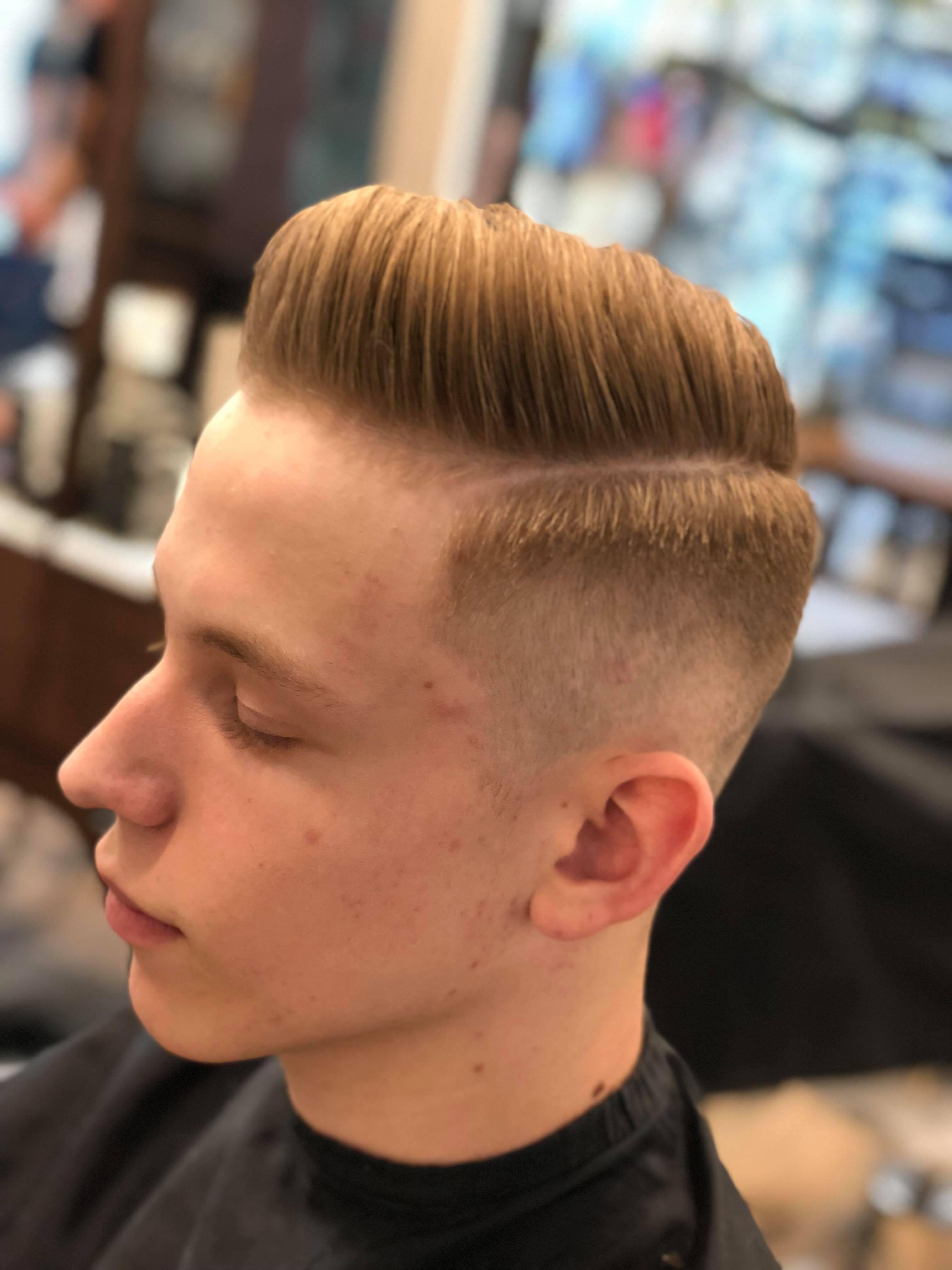 barber shop ferfi hajvagas
