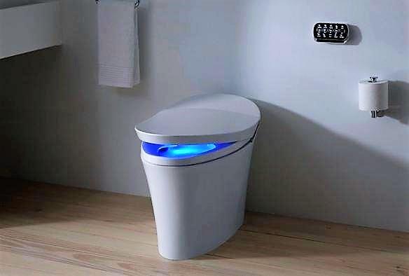 Kohler Veil Intelligent Toilet K 5401 Euro Bath Kitchen
