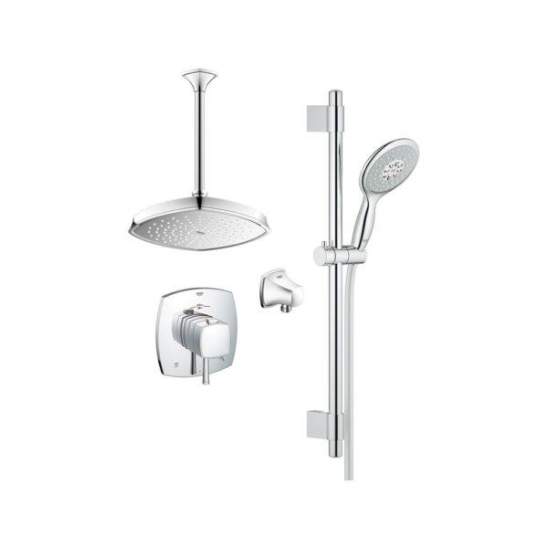 Shower faucet