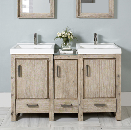 Fairmont Oasis 54″ Modular Bathroom Vanity