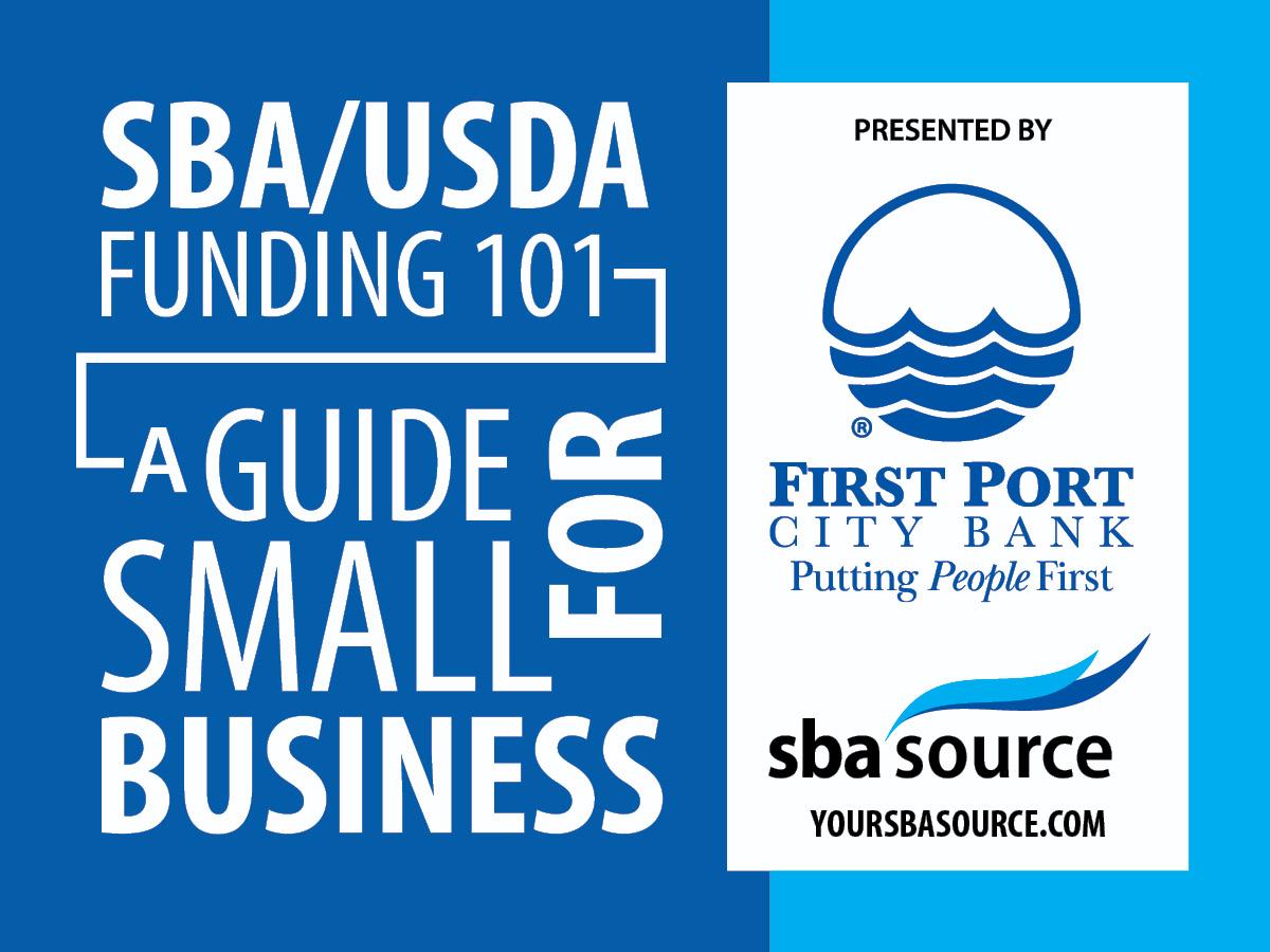 SBA USDA Funding 101