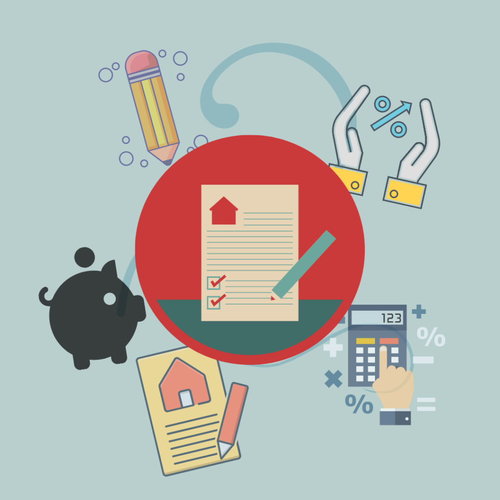 Steps of Lending Process