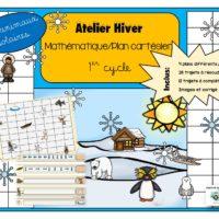 Atelier-Hiver-math-plan-cartésien-animaux-polaires-images-page-1