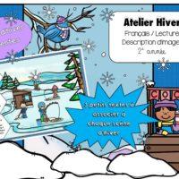 Atelier-hiver-français-lecture-casse-tête-2e-année-images-page-1