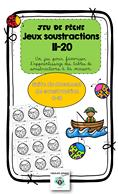 Jeux-soustractions-coccinelles-11-20-images-page-1