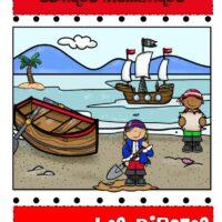 Lexique sur le thème des pirates