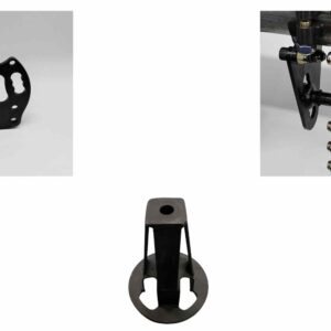 2 Link Brackets | Spring Cups | Trailing Arms Brackets