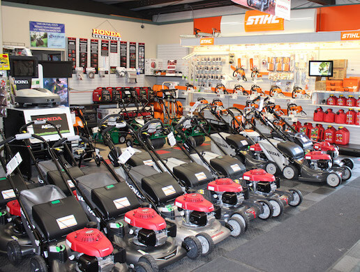 South Jordan Utah Honda Lawn Mower Store
