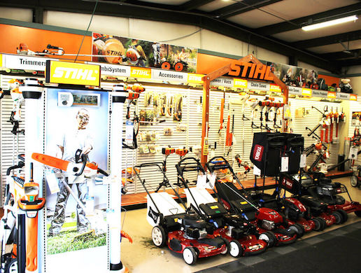South Jordan Utah Stihl Lawn Trimmers and Chainsaws