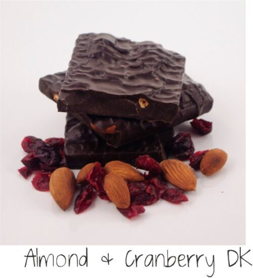 Dark Almond & Cranberry