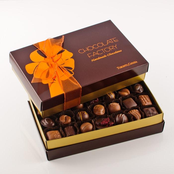 56 Pc. Deluxe Assorted Chocolates & Truffles
