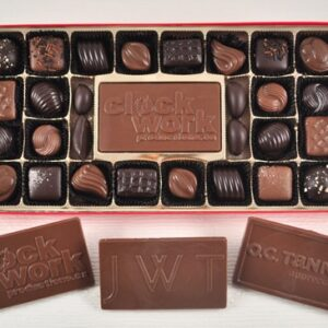 Customized Boxed Chocolates