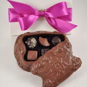 Chocolate Jewelry Box