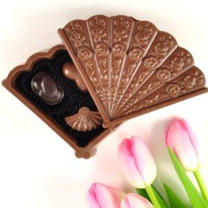 Chocolate Fan Box