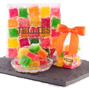 Fruit Pectin Jellies (made without gelatin)