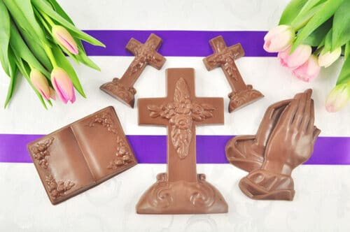 Chocolate Gifts for First Communion